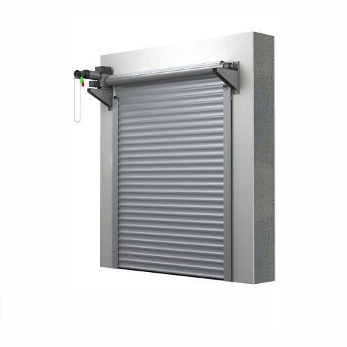 porta avvolgibile per garage