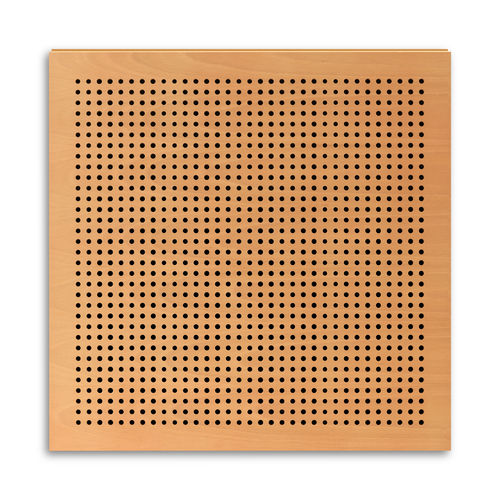 pannello acustico per soffitto / per controsoffitto / a muro / in legno
