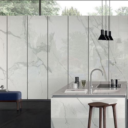 lastra in pietra in gres porcellanato / per pavimento / per interni / per facciate