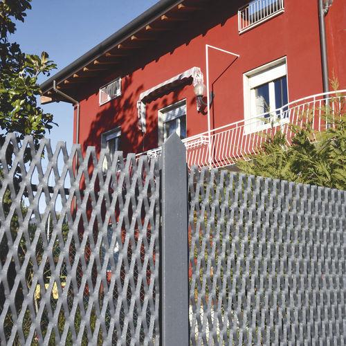 recinzione industriale / in rete metallica / in metallo