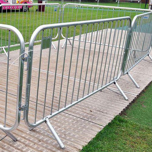 barriera per controllo folla