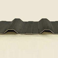 lamiera ondulata / per tetti / per rivestimento di facciata