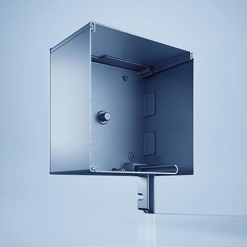 cassonetto per avvolgibile in metallo