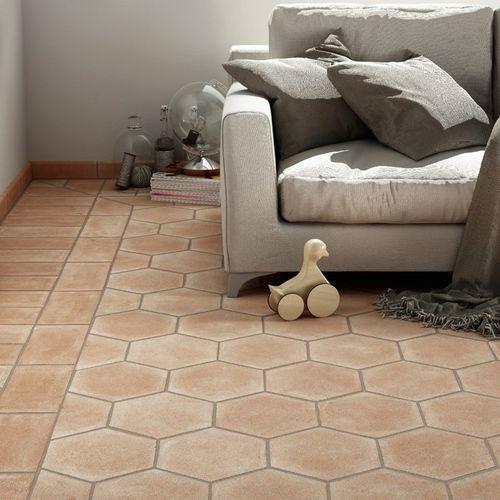 pavimento in terracotta / per negozio / per ufficio / per hotel