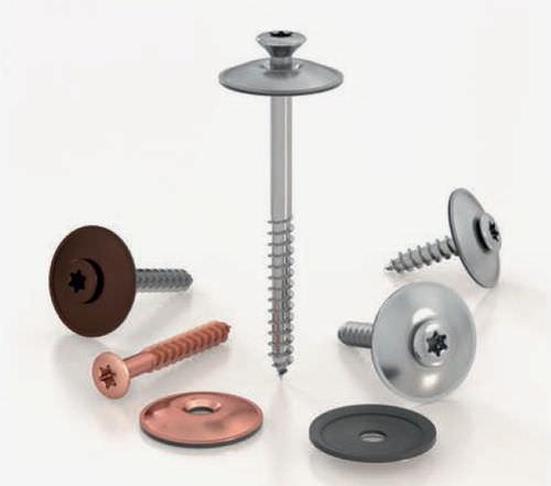 sistema di fissaggio in acciaio inossidabile