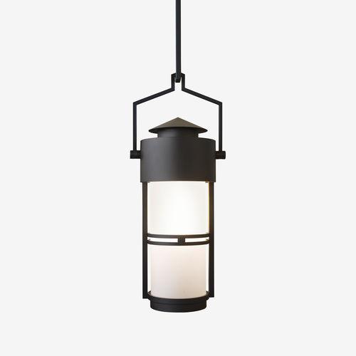 lampada a sospensione / moderna / in metallo / da esterno