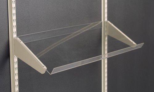 mensola / moderno / in acrilico / per negozio