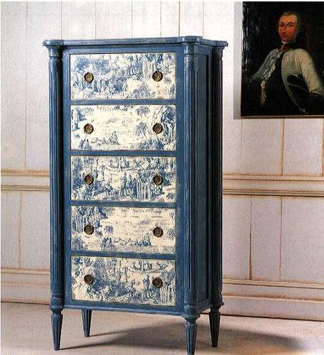 cassettiera classica