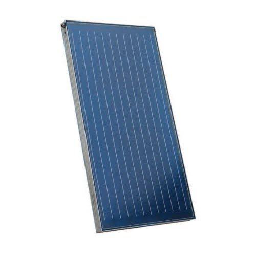 collettore solare termico piano / per scaldare l'acqua / isolante / modulare