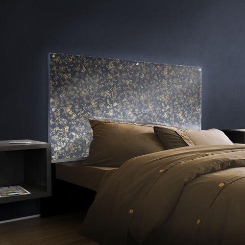 pannello decorativo in resina / acrilico / per interni / per esterni