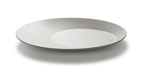 piatto piatto / tondo / in melamina / contract