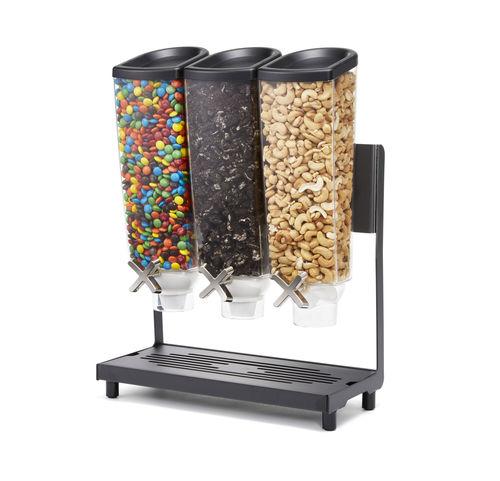 distributore di cereali da appoggio
