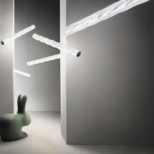 lampada a sospensione / moderna / in Lentiflex® / LED