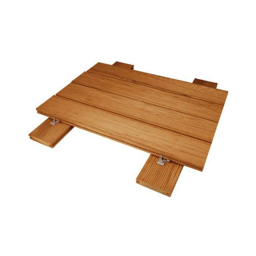 listello per esterni in legno
