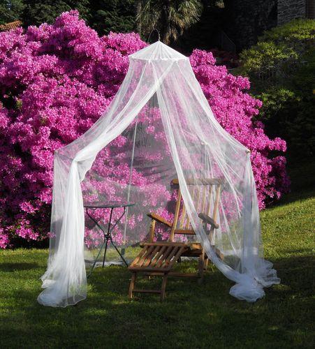 zanzariera a ghigliottina / da giardino