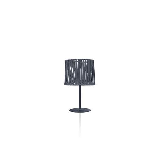 lampada da terra / moderna / in acciaio inossidabile / in poliestere