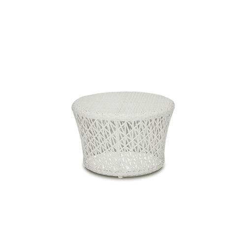 tavolo d'appoggio moderno / in vetro / in alluminio / in fibre sintetiche