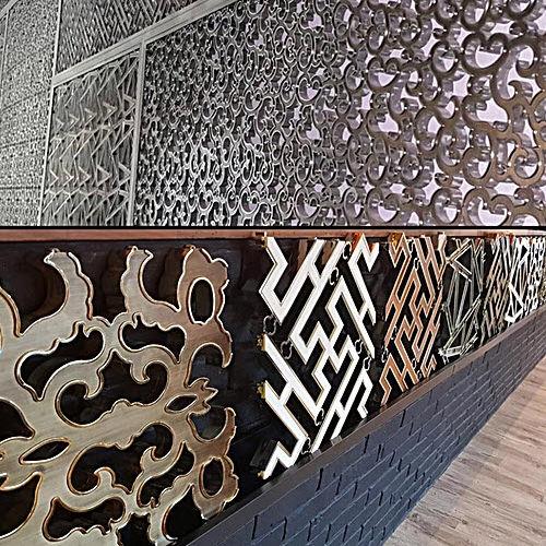 pannello decorativo di rivestimento