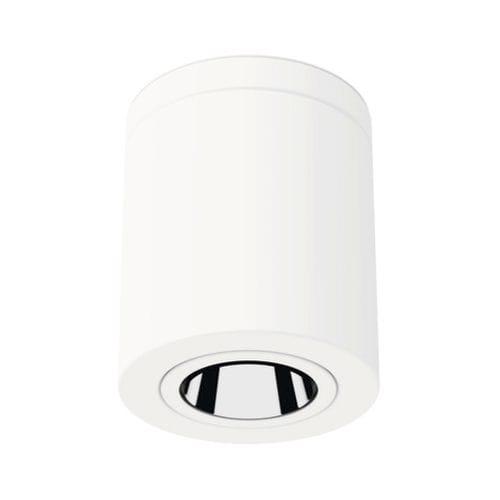 downlight sporgente / LED / tondo / alluminio