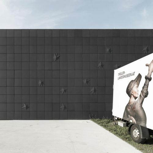 rivestimento di facciata in pannelli - Rieder Sales GmbH