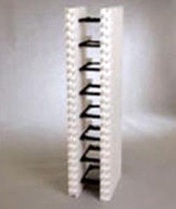 blocco cassero in polistirene / isolante / dritto