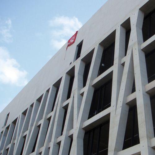 calcestruzzo autocompattante / di sicurezza / per edifici / per facciata