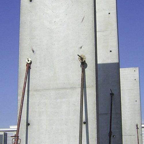 calcestruzzo ad alta resistenza / ad alte prestazioni / a presa rapida / per solaio