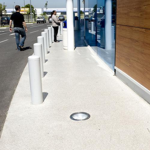 calcestruzzo per pavimento esterno / per piscina / per esterno / decorativo