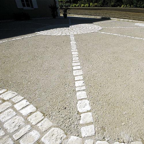 calcestruzzo per pavimento esterno / decorativo