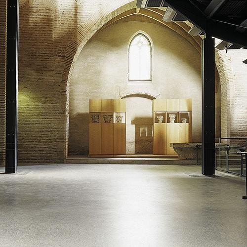calcestruzzo di granulare leggero / per pavimento / decorativo
