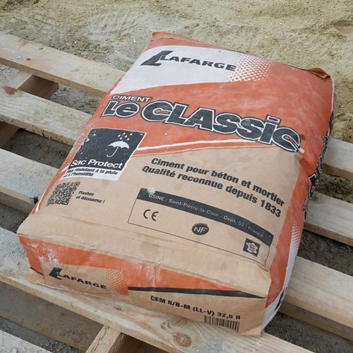 cemento per pavimento