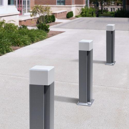 colonna di protezione / in alluminio / in ghisa / amovibile