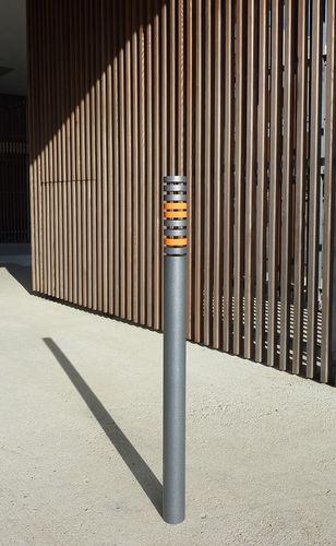 colonna di protezione / in acciaio inox / in acciaio / amovibile