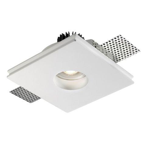 downlight da incasso / LED / tondo / quadrato
