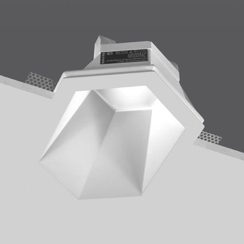 downlight da incasso / LED / esagonale / Aircoral®