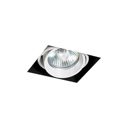 downlight da incasso / LED / alogeno / tondo