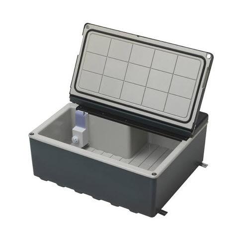 frigorifero compatto / grigio