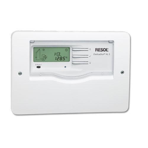 regolatore di riscaldamento a muro / per scaldacqua solare