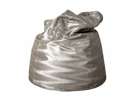 poltrona a sacco moderna / in plastica