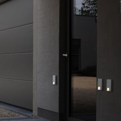 luce da incasso a muro / LED / alogena / rettangolare