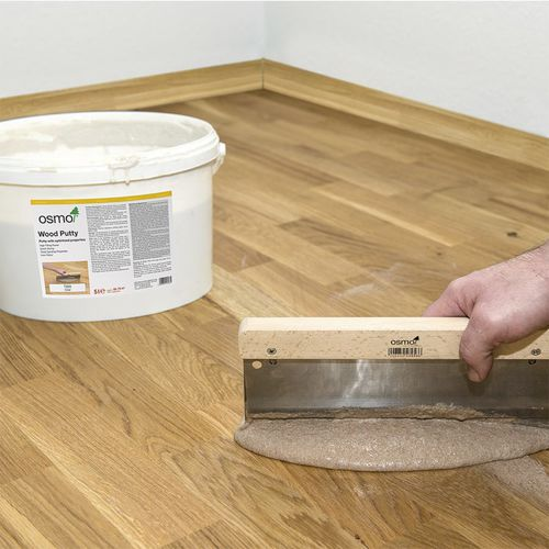 trattamento di protezione per legno