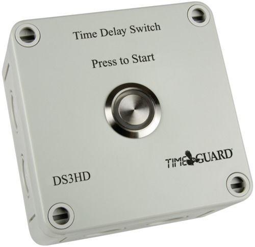 interruttore a pulsante / ad incasso / con timer / con spia luminosa