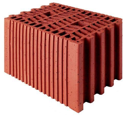 mattone alveolare / isolante / per muro