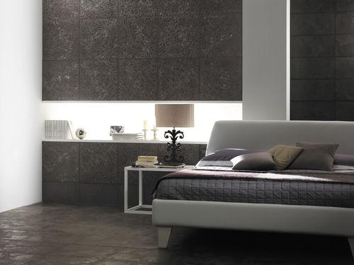 piastrella da interno / da pavimento / in gres porcellanato / arabesca