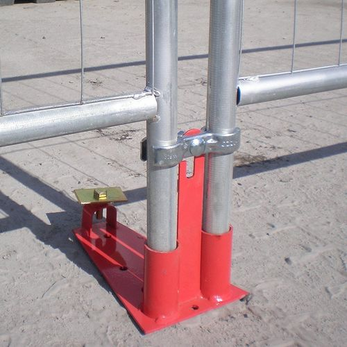 sistema di fissaggio in acciaio galvanizzato