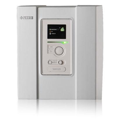 regolatore di riscaldamento per pompa di calore