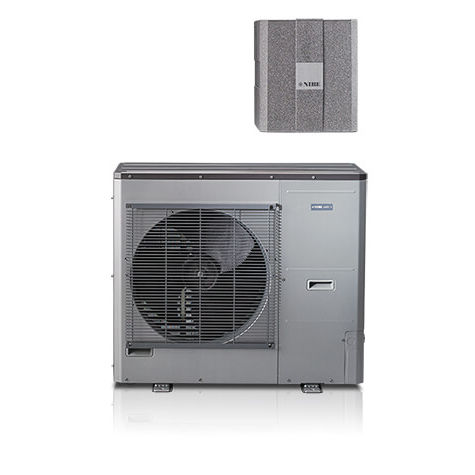 pompa di calore aria-acqua