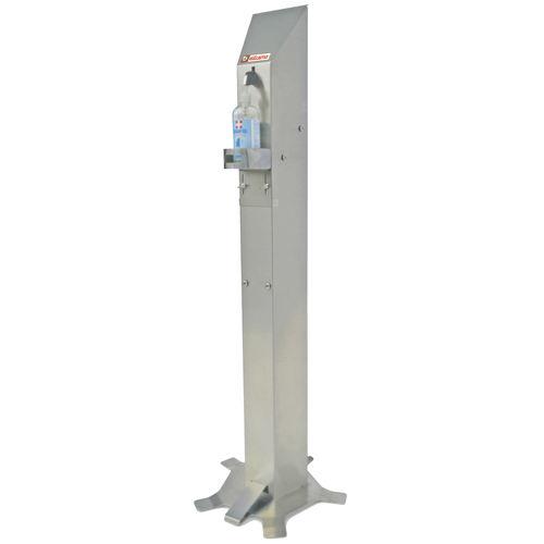 distributore di gel igienizzante a pavimento - ELFRAMO SPA
