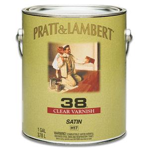 vernice di protezione / per legno / lucida / satinata