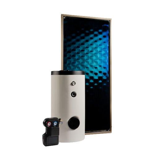 kit solare termico / di pompaggio / a circolazione forzata